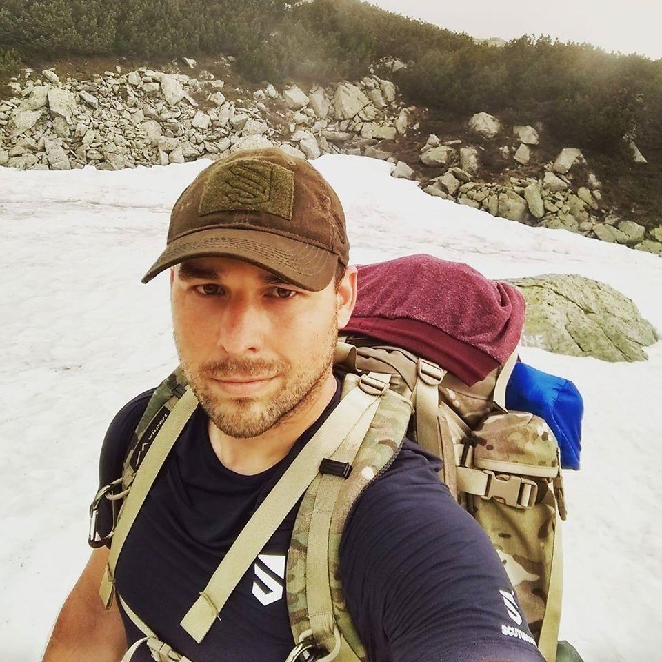 Ed (32) z Brna: Dal jsem si 100 životních výzev